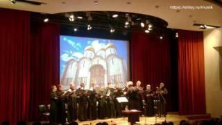 Попразднство Успения Пресвятой Богородицы, часть 3 - Духовная музыка с иеромонахом Амвросием