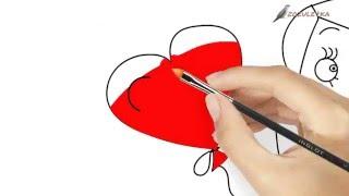 З днем Святого Валентина вітання
