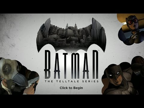 PrynceofGaming: Batman (Telltale Games) - The Bat, The Cat, And The Penguin - Ep.2