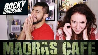 MADRAS CAFE & ROCKY HANDSOME trailer reaction