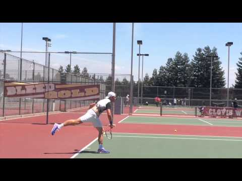 Central Section tennis individual championship