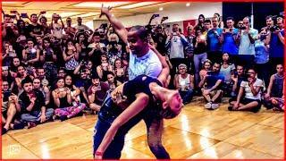 HONNE - All In The Value Dance | Zouk | Carlos da Silva & Fernanda da Silva - Casa Do Zouk 2017