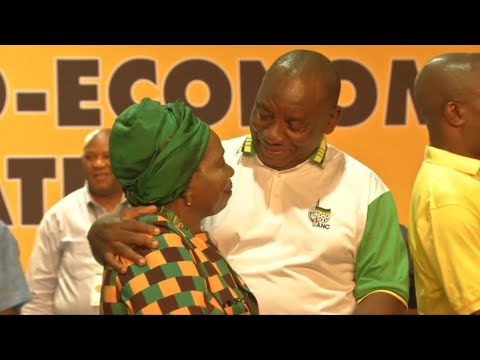 Eye on Africa: Cyril Ramaphosa elected ANC leader in close-run vote
