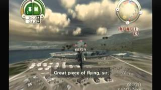 Heroes of the Pacific PS2 Gameplay