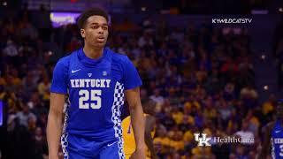 MBB: Kentucky 74, LSU 71