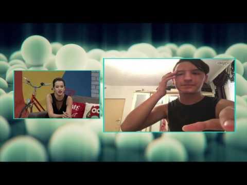 Floriani në Skype Interview për FUN Day