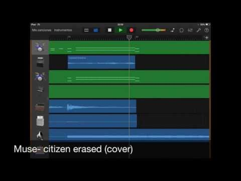 Muse- Citizen erased (cover)