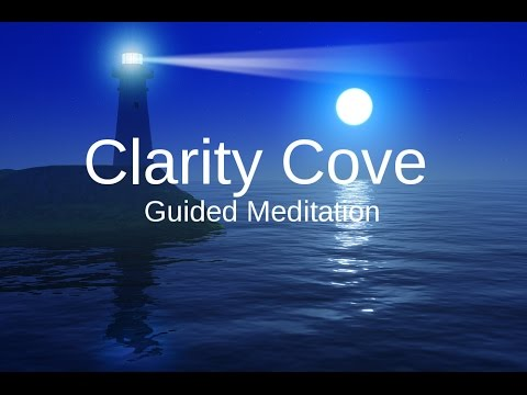 "Spoken Meditation for a Clear Mind: Clarity, ""clearing the fog"" Visualization"