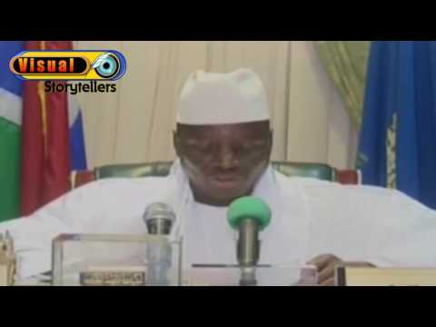 The Gambia: Yahya Jammeh Dictatorship Continues Annuls Elections Results