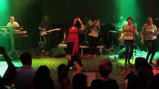 Revolution, Cool Me Down with Ucee & Medley live United Flavour @ Lucerna (Prague) Dec 2015
