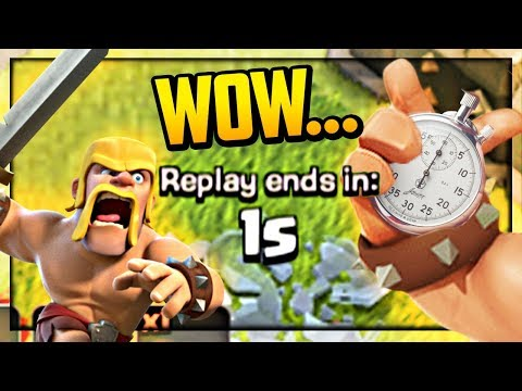 WORLD'S FASTEST THREE STAR on a Clash of Clans Town Hall 12? Or FAIL?
