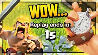 WORLDS FASTEST THREE STAR on a Clash of Clans Town Hall 12? Or FAIL?