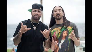 Jaleo - Nicky Jam X Steve Aoki (Official Audio) Video