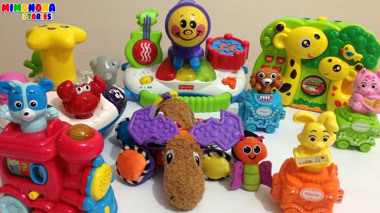 Juguetes para bebes y ni os de 0 a 3 a os videos de - Juguetes ninos 3 anos ...