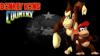 Donkey Kong Country 1 Temple Tempest