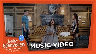 POLINA BOGUSEVICH - WINGS (КРЫЛЬЯ) - RUSSIA 🇷🇺  - OFFICIAL MUSIC VIDEO - JUNIOR EUROVISION 2017