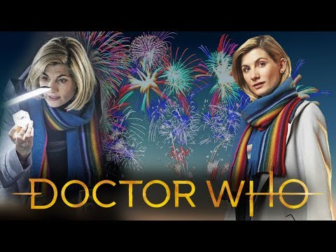 THE 13th DOCTOR'S NEW LOOK! | New Year Special Doctor Who News