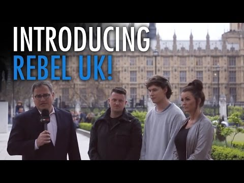 "Rebel UK: ""We'll fill a huge void"" in British media"