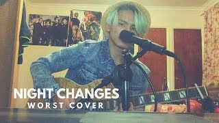One Direction- Night Changes (Cover)
