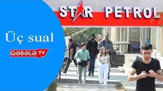 ÜÇ SUAL - QƏBƏLƏ TV
