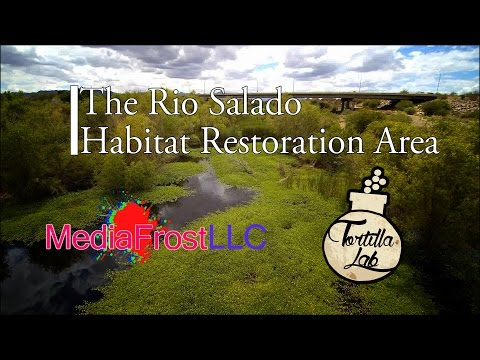 Rio Salado Habitat Restoration Area preview \ MediaFrost LLC