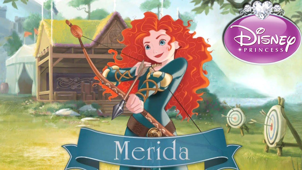 Download ღ Disney Princess Royal Celebrations (Merida)