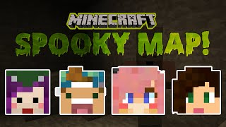 Minecraft Spooky Island Adventure Map w/ Lizzie, Joey & Stacy