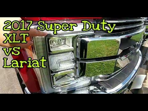 2017 F250 Super Duty XLT vs Lariat... Worth it?