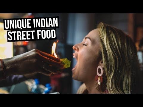 We Tried Unique Indian Street Food   East Delhi Food Tour