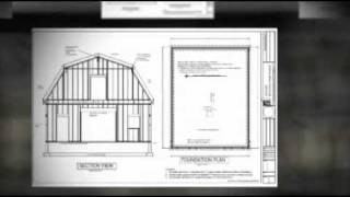 Downloadable Cabin Plans And Blueprints Start Building Today