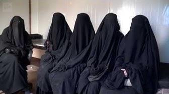 Suomalaiset Isis naiset haastattelussa