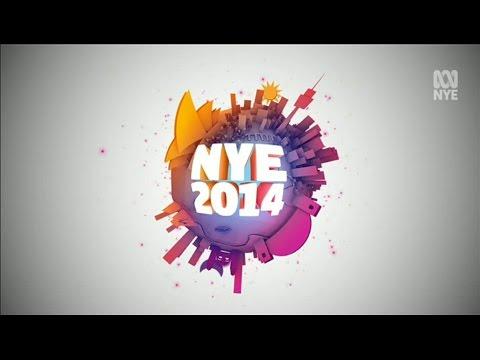 Sydney NYE2014 - 'Inspire' - Midnight Fireworks