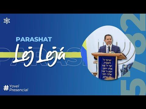 Parashat Lej Leja 5782