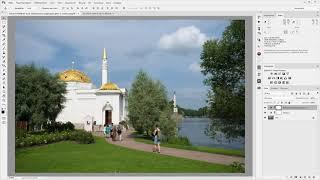 Уроки фотошоп. Как создать корректирующий слой