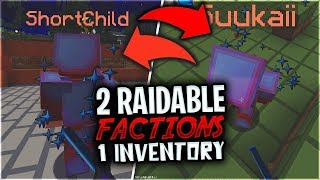 MAKING 2 FACTIONS RAIDABLE IN 3 MINUTES (BACK TO BACK)... | Minecraft HCF