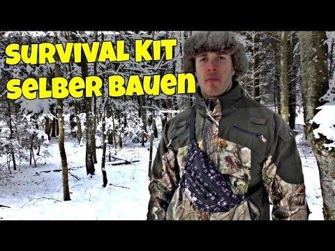 Bist du Bereit für dein Abenteuer? Mache dir ein Survival Kit! wie? Ich zeige es dir! (4K)