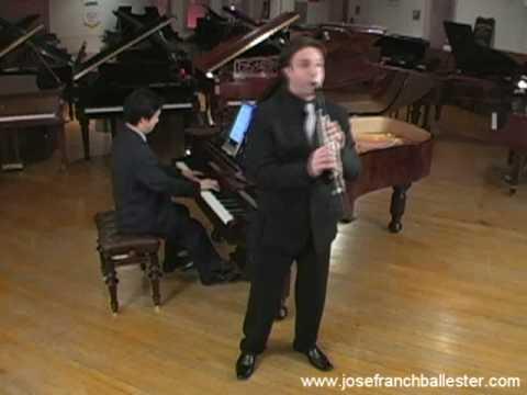 Solo de Concours by André Messager