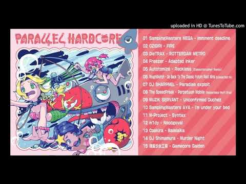 【C93新作】PARALLEL HARDCORE 4 (xfade Preview/金曜東3 A-78a)