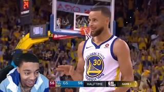FlightReacts Stephen Curry's Deepest Three On Every NBA Team!