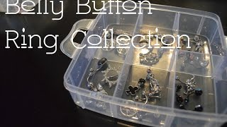 Belly Button Ring Collection | Meli Wears Makeup