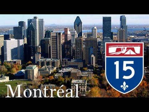 Montreal Freeways : Autoroute 15 (Laurentides)