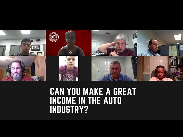 Panel Discussion on the Automotive Industry in Alabama