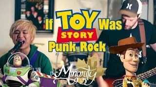 If the Toy Story Theme Song was a Punk Rock Hit