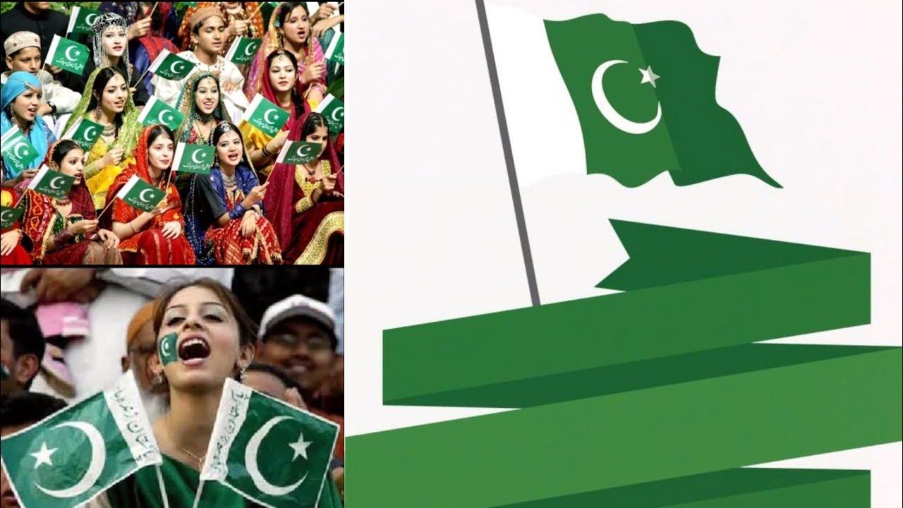 14 August Independence Pakistani Dress Day 2019 /14 Ausgust Pakistan Crowd  Spirit 2019 /Latest 2019