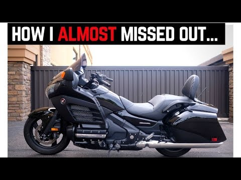 I Almost Missed Out On The Deal of A Lifetime: Honda Goldwing F6B Best Deal Ever? Plus Price Reveal