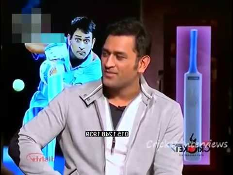 Ms dhoni interview with mayanti langer thumbnail