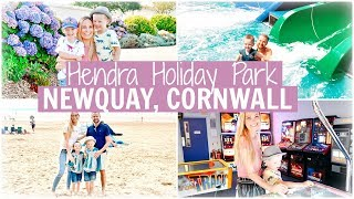 OUR STAY IN NEWQUAY, CORNWALL AT HENDRA HOLIDAY PARK | AD PRESS TRIP | Alex Gladwin