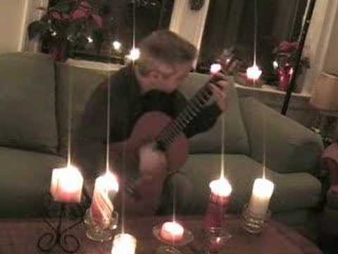 The Christmas Song - solo acoustic guitar