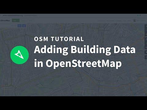 Buildings data in OpenStreetMap