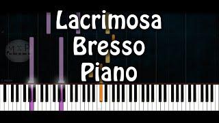 Lacrimosa - Bresso Piano Cover